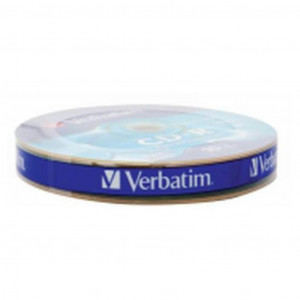 CD-R Verbatim Wrap box Extra (43725) 10 шт