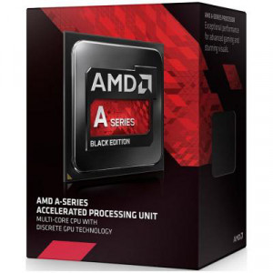 Процессор AMD A6 X2 7400K 3500 socket-FM2+ (Box) Black Edition