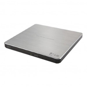 Привод DVD-RW USB LG GP60-NS60 Silver Box