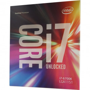 Процессор Intel Core i7 6700K 4000 LGA-1151 (Box) BX80662I76700K