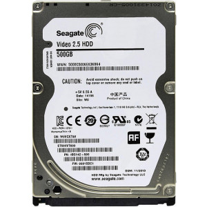 "HDD 2.5"" SATA 500 Gb,  16 Mb кэш, Seagate ST500VT000 ref."