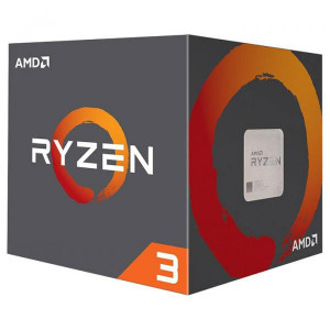 Процессор AMD Ryzen 3 1200 3100 socket-AM4 (Box) YD1200BBAEBOX