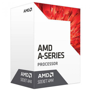 Процессор AMD A8 X4 9600 3100 socket-AM4 (Box) AD9600AGABBOX