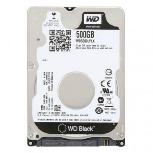 "HDD 2.5"" SATA 500 Gb,  32 Mb кэш, WD (WD5000LPLX) ref."