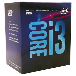 Процессор Intel Core i3 8100 3600 LGA-1151 (Box) BX80684I38100