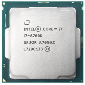 Процессор Intel Core i7 8700K 3700 LGA-1151 (Tray) CM8068403358220