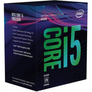Процессор Intel Core i5 8600K 3600 LGA-1151 (Box) BX80684I58600K