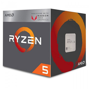 Процессор AMD Ryzen 5 2400G 3600 socket-AM4 (Box) YD2400C5FBBOX