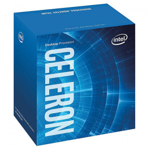 Процессор Intel Celeron Dual-Core G4900 3100 LGA-1151 (Box) BX80684G4900