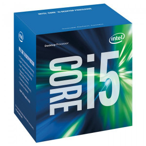 Процессор Intel Core i5 6400 2700 LGA-1151 (Box) BX80662I56400