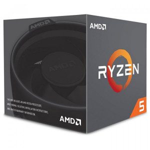 Процессор AMD Ryzen 5 2600 3400 socket-AM4 (Box) YD2600BBAFBOX