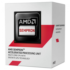 Процессор AMD Sempron X2 2650 1450 socket-AM1 (Box) SD2650JAHMBOX