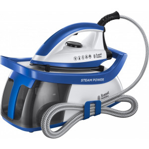 Пароочиститель Russell Hobbs 24430-56 Steam Power  Blue -