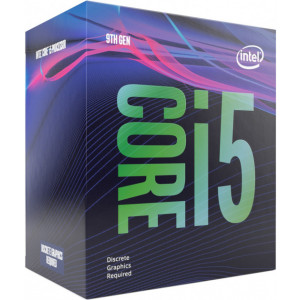 Процессор Intel Core i5 9400F 2900 LGA-1151 (Box) BX80684I59400F