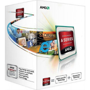 Процессор AMD A10 X4 5700 3400 socket-FM2 (Box) AD5700OKHJBOX