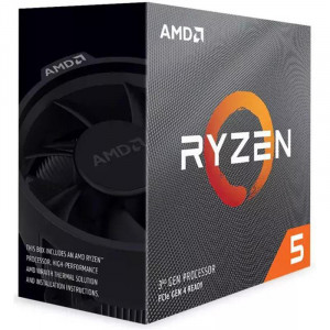 Процессор AMD Ryzen 5 3600X 3800 socket-AM4 (Box) 100-100000022BOX