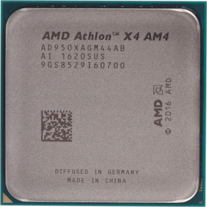 Процессор AMD Athlon II 64 X4 950 3500 socket-AM4 (Tray) AD950XAGABMPK